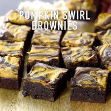 Pumpkin Marble Cheesecake Chocolate by Chewy Fudgy Pumpkin Swirl Brownies Chocolate Pumpkin