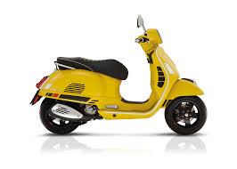 2017 Vespa Special Edition Winter Collection Unveiled