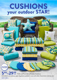 CUSHIONS Your Outdoor STAR IN STORE ONLINE 599 TO 2999 EACH Solid