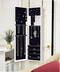 Mirrotek International Plaza Astoria Wall/Door-Mount Jewelry ... Wall Mount Jewelry Armoire Kohls Home Decators Collection Oxford Storage Behind Door Storage Cabinet With Full Length Mirror Awesome Of Plaza Astoria Over The Cool Acme Fniture Otis Plus Mirrotek Caymancode Amazoncom Mounted Haing Closet Best 25 Jewelry Armoire Ideas On Pinterest Interior Door Faedaworkscom Ideas Songmics Lockable With Frameless Mirror Large Bathroom Belham Living Looking Window Hayneedle Modern Solid Oak Shaker Cheval Cc White