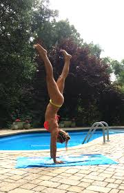 Traveling Handstands October 2014 by Back To Work With Some Resolutions U2014 Yogabycandace