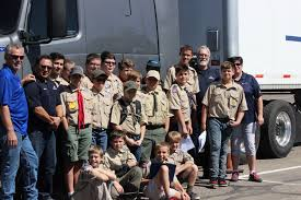 100 Truck Transportation Merit Badge Pima Community College Presents Careers Boy Scouts