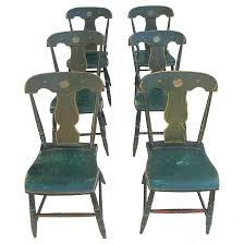 Equipale Chairs Los Angeles by Vintage U0026 Used Country Dining Chairs Chairish