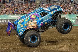 100 Monster Monster Truck Jester Jam Jam