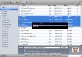 Free iPod to puter Transfer Easy Transfer music from iPod