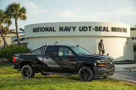 Chevy And National Navy SEAL Museum Partner For Military ... Gm 1971 Pickup Chevy Truck Sales Brochure Man Cave Pinterest 2017 Silverado 1500 Fort Smith Ar 2014 Rocky Ridge Edition For Sale Used Duramax Sale Pics Drivins Custom 1950s Trucks Your 0 Apr On In Boston Ma No Interest Fancing 44 For Craigslist Best Resource Chevrolet 2500hd In Oxford Pa Jeff D Hd New 66l First Driving Impressions Classic Car Parts Montana Tasure Island