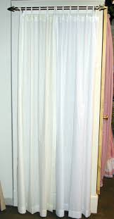 Striped Sheer Curtain Panels by Tab Top Curtain Panels Blackout And Designer Curtains