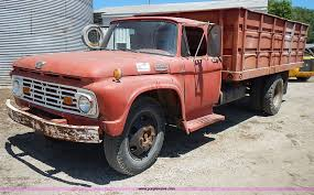 1963 Ford 600 Grain Truck | Item J3178 | SOLD! July 30 Ag Eq... Dodge Other P200 Vans Trucks And Motor Car Used 1963 Truck Exterior Parts For Sale Dart Streetlegal Factory Experimental Replica Hot 2002 Ram Pickup 2500 Photos Informations Articles All American Classic Cars Ford F100 Custom Cab Classiccarscom Cc10554 Scarzilla 1962 D150 Club Specs Modification Info Greenlight D100 Gulf Oil Pick Up 164 Light Blue Truck07 Advertising Pinterest Rigs 1962dodged100truck Rod Network W300 Pickups Panels Original M601 Power Wagon W265 Kissimmee 2017