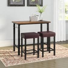 Sevigny 3 Piece Pub Table Set