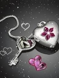 Cute Love Mobile Background