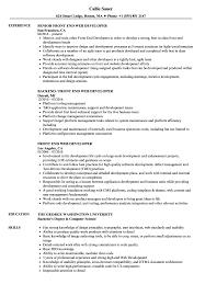 Front End Web Developer Resume Samples   Velvet Jobs Web Developer Resume Examples Unique Sample Freelance Lovely Designer Best Pdf Valid Website Cv Template 68317 Example Emphasis 2 Expanded Basic Format For Profile Stock Cover Letter Frontend Samples Velvet Jobs