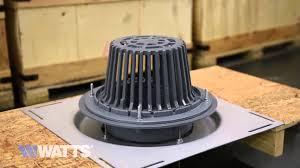 100 zurn floor drain extensions grainger approved slip nut