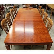 dining tables ethan allen furniture vintage thomasville