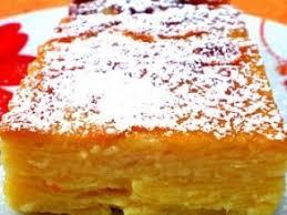recette dessert aux pommes gâteau invisible pomme poire 5 pts ww recette ptitchef