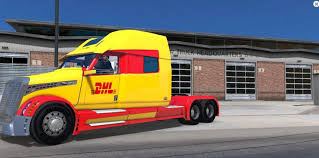 DHL Skin For Walmart 3 M.S.M Concept 2020 Mod - American Truck ... Dhl Truck Editorial Stock Image Image Of Back Nobody 50192604 Scania Becoming Main Supplier To In Europe Group Diecast Alloy Metal Car Big Container Truck 150 Scale Express Service Fast 75399969 Truck Skin For Daf Xf105 130 Euro Simulator 2 Mods Delivery Dusk Photo Bigstock 164 Model Yellow Iveco Cargo Parked Yellow Delivery Shipping Side Angle Frankfurt