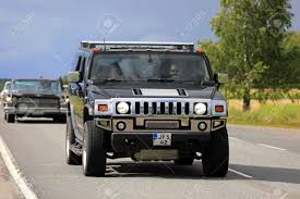 SOMERO, FINLAND - AUGUST 5, 2017: Black Hummer H2 SUV Or Light ... Hummer H2 Suv Truck Png Image Purepng Free Transparent Cc0 2006 Hummer Sut Information And Photos Zombiedrive Trucks For Sale Nationwide Autotrader Luxury 2009 Special Edition For Saleloadedrare Amazoncom 2007 Reviews Images Specs Vehicles 2005 Sale 2167054 Hemmings Motor News This Hummer Is Huge Proteutocare Engineflush H2 Matt Black 1 Madwhips Hummers Alternatives Whip Usdm Truckvansuv