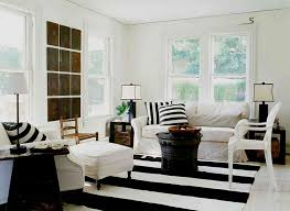 Black And Red Living Room Decorating Ideas by Black And White Living Rooms Design Ideas