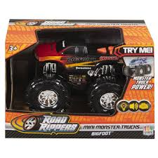 Road Ripper Monster Truck Toys: Buy Online From Fishpond.com.au