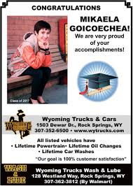 Congratulations Mikaela Goicoechea, Wyoming Trucks And Cars ... Triple M Truck Equipment Llc Hermiston Or Winter Woerland Of Savings Wyoming Trucks And Cars Colonial Car Wash Oil Exchange Prices Corning Home Facebook New Buick Gmc Used Dealer Todd Wenzel Westland Dikkedaf Hash Tags Deskgram Volvo Fm Van Wematrans Lzv Rijd Uit De Wasstraat Bij Truckwash Integrity Mobile Detailing 5 Star Review For James Martin Chevrolet From Westland Mi Open House Today Phoenix Tech Intertional Industrial Pating Contractor Usa