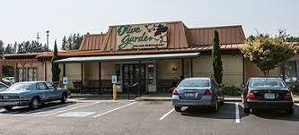 Closest Olive Garden to Sequim