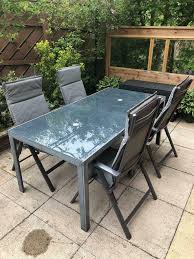 Two Tables And 4 Chairs Outside Garden Table | In Middleton St George,  County Durham | Gumtree All Weather Outdoor Patio Fniture Sets Vermont Woods Studios Small Metal Garden Table And Chairs Folding Cafe Tables And Chairs Outside With Big White Umbrella Plant Decor Benson Lumber Hdware Evaporative Living Ideas Architectural Digest Superstore Melbourne Massive Range Low Prices Depot Best Large Round Outside Iron Home Marvellous How To Clean Store Garden Fniture Ideas Inspiration Ikea