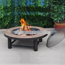 Cover Cooper Fire Pit Will A Concrete Fire Pit Crack Gas Tabletop