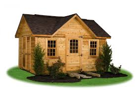 Wood Storage Sheds 10 X 20 by The Victorian Series Pine Creek Structures