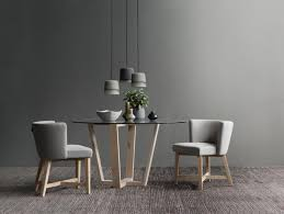SIGMA ROUND DINING TABLE
