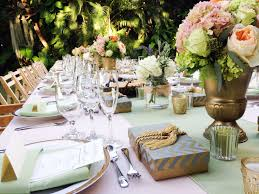 Lovely Outside Wedding Decorations Best Outdoor Wedding Table