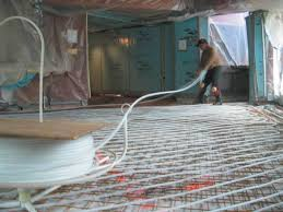 Radiant Floors For Cooling by A Look At Radiant Heating Systems Old House Restoration