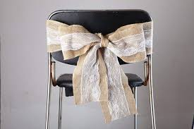 Amazon.com: Burlap Chair Sashes With Lace Shabby Chic Rustic Wedding ... Table Runner Rustic Theme Wedding Decoration Contain Burlap Chair Sashes Cover Jute Tie Bow Burlap Table Runner To Make Folding Covers Mappyhub Design Diy Holidayinspired Im A Little Sunflower Inspiration At The Barn Williams Manor Decor Detail Feedback Questions About Wedding Decoration Chairs Dpc Event Services Easy Lip Gloss And Power Tools Amazoncom With Lace Shabby Chic Padded White Celebrations Party Rentals 17cm X 275cm Naturally Vintage Jute Im A Little Best
