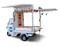 Mobile Boutique Truck - Clothing Store