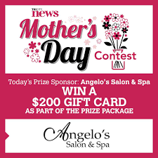 100 Angelos Spa GIVEAWAY Thank You To Todays Mothers The TriCity News
