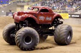 100 Monster Truck Crashes Photo Album