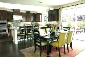 Open Living Room Ideas Kitchen And Concept Dining