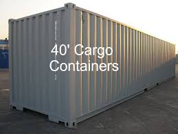 Stainless Steel Shipping Container For Sale