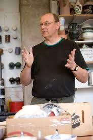 Star Tribune Macalester Ceramics Teacher Gary Erickson In His Studio