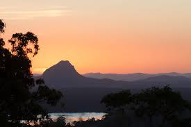 100 Mount Tinbeerwah Mt Tinbeerwah Sunset 1 Brad Baker Photography