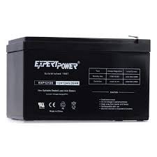 100 Used Truck Batteries Amazoncom ExpertPower EXP12120 12 Volt 12 Amp Rechargeable Battery