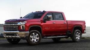 100 Chevy 2500 Truck The Most Expensive 2020 Silverado HD Costs 80890