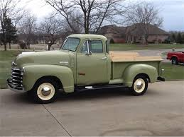 100 1951 Chevy Truck For Sale Chevrolet 5Window Pickup For ClassicCarscom CC1060397