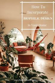 Home Design Exles How To Incorporate Biophilic Interior Design In Your Home