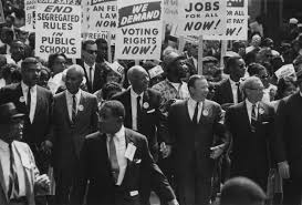 Civil Rights March On Washington