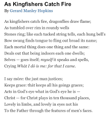 Walt Whitman The Wound Dresser Poem Analysis by Gerard Manley Hopkins This Is My All Time Favorite Poem Stuff