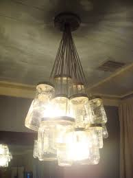 Bead And Ruffle Chandelier By Garage Sales R Us