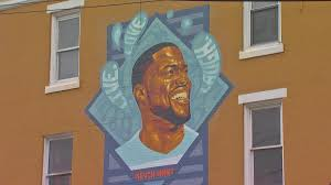 Philly Mural Arts Map by Philly Celebrates U0027kevin Hart U0027 Day With Mural Unveiling Nbc 10