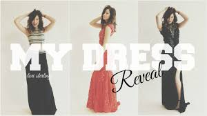 prom dress shopping youtube discount evening dresses