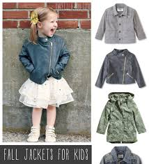 fall jackets for kids for under 30 microfashion sweet lil you