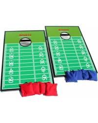 Cornhole Bean Bag Toss Game Great For Outside Yard Kids Games
