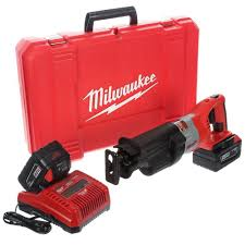 Milwaukee M28 28 Volt Lithium Ion SAWZALL Cordless Reciprocating